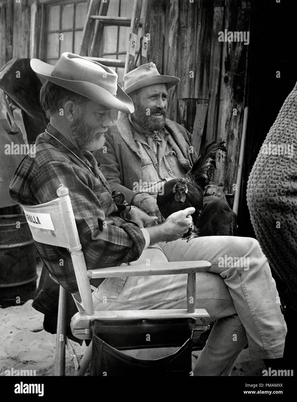 Sam Peckinpah portrait
