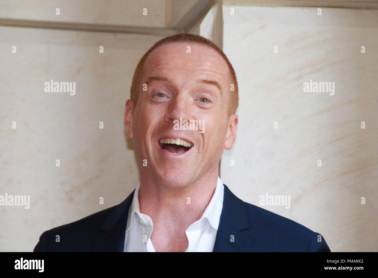 Damian Lewis 'Homeland' TV Series Portrait Session, July 29, 2013. Reproduction by American tabloids is absolutely forbidden. File Reference # 32070_023JRC  For Editorial Use Only -  All Rights Reserved - Stock Image