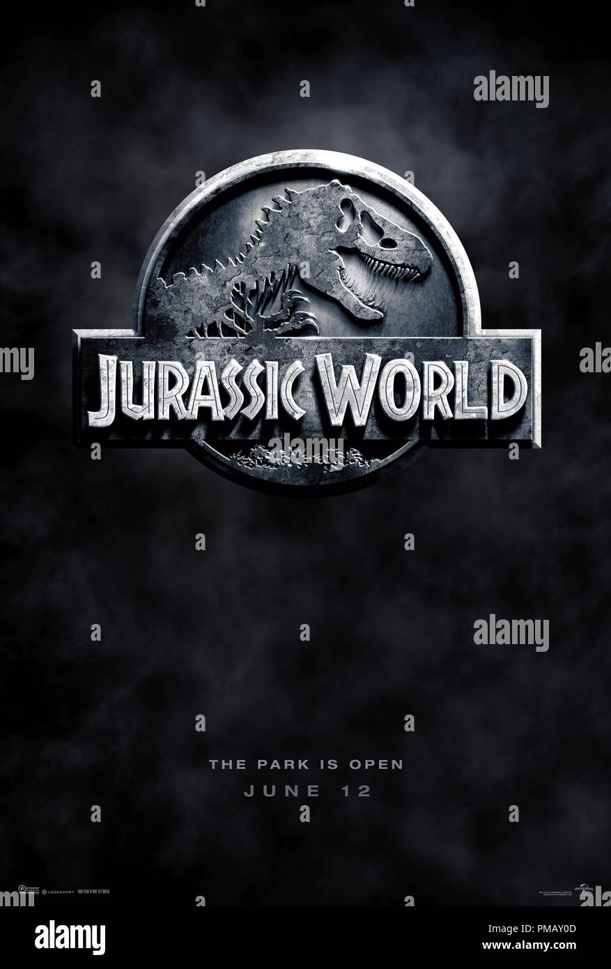 Jurassic World 2015 Universal Pictures Poster