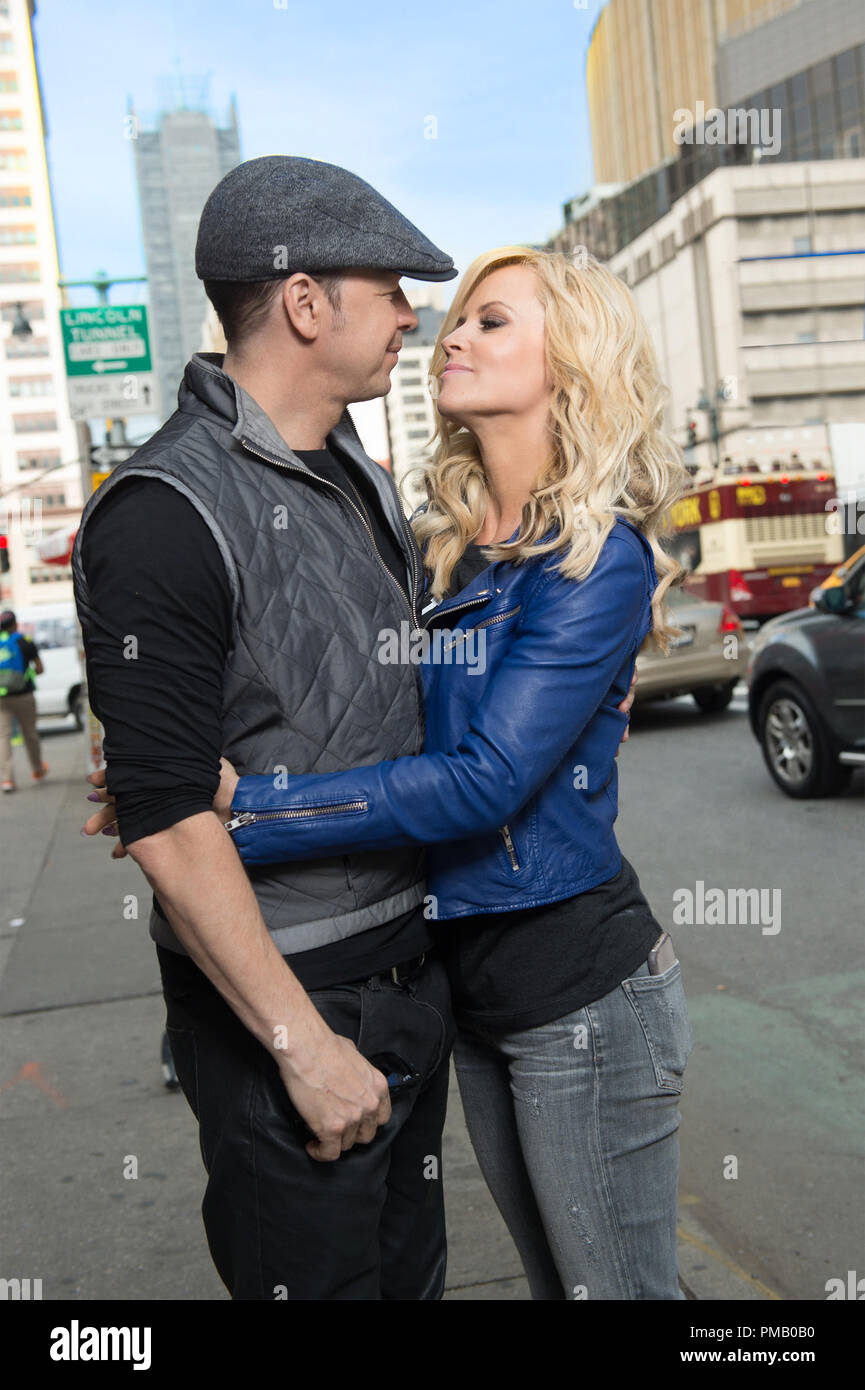 Is Donnie nog steeds dating Jenny