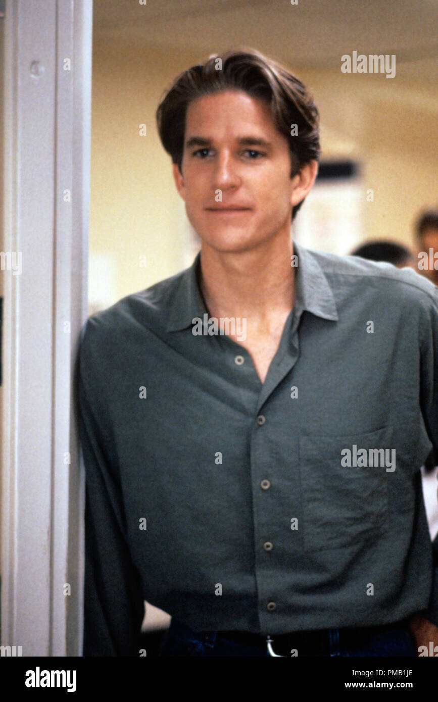 Film still or Publicity still from 'Gross Anatomy'  Matthew Modine  © 1989 Touchstone Pictures  All Rights Reserved   File Reference # 33025_011THA  For Editorial Use Only - Stock Image