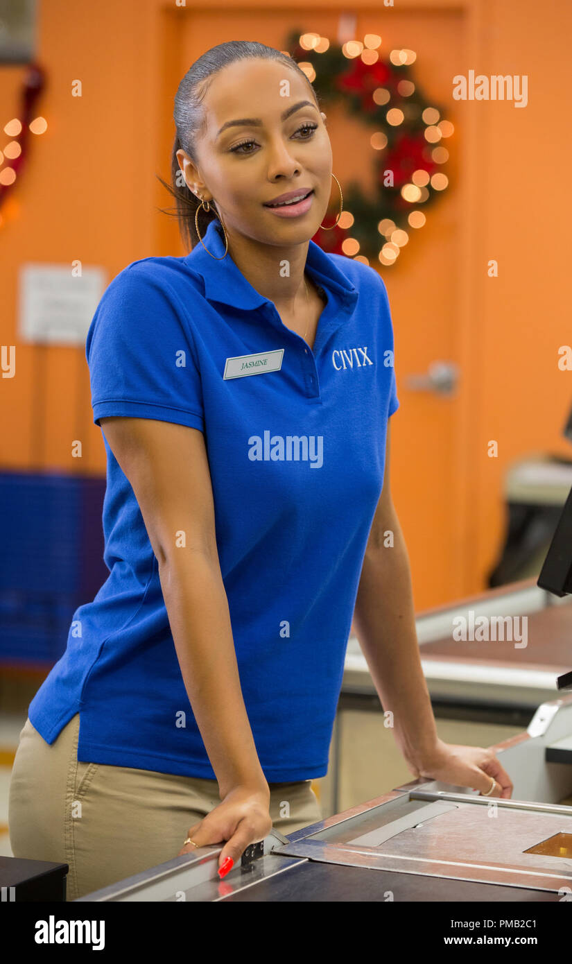 Almost Christmas Jasmine.Keri Hilson Stars As Jasmine In Almost Christmas The New