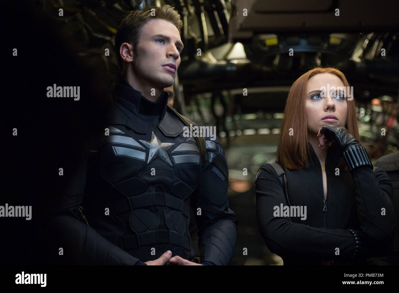 Marvel S Captain America The Winter Soldier L To R