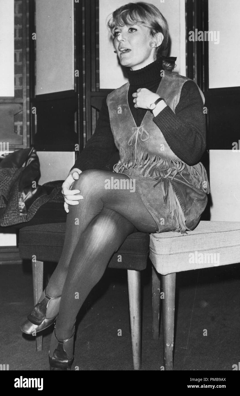 Petula Clark, 1967  © JRC /The Hollywood Archive - All Rights Reserved File Reference # 32557_632THA - Stock Image