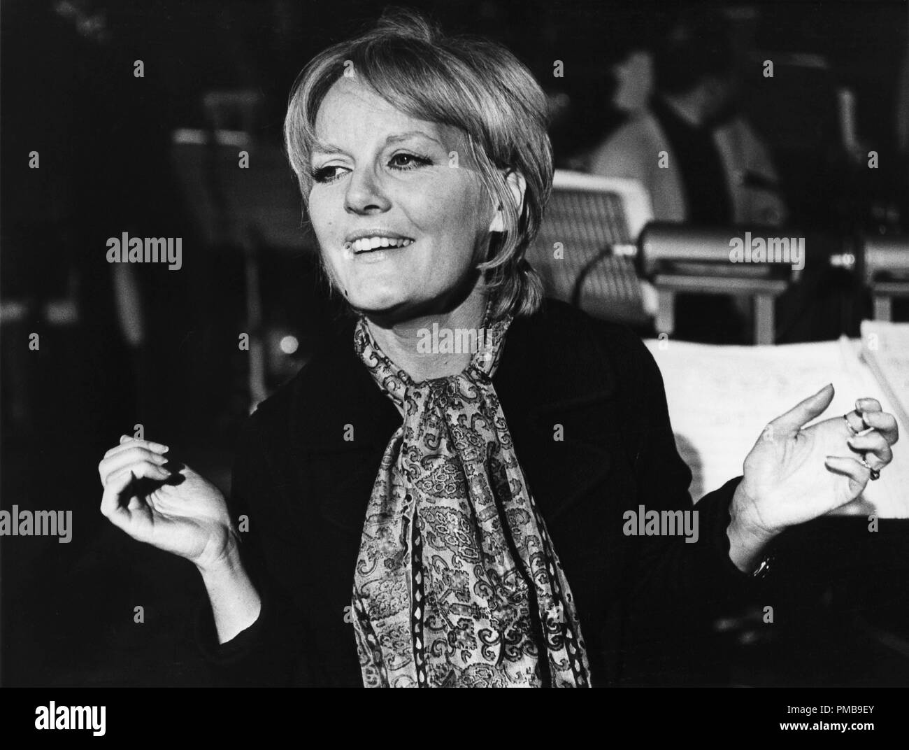 Petula Clark, 1969© JRC /The Hollywood Archive - All Rights Reserved File Reference # 32557_740THA - Stock Image