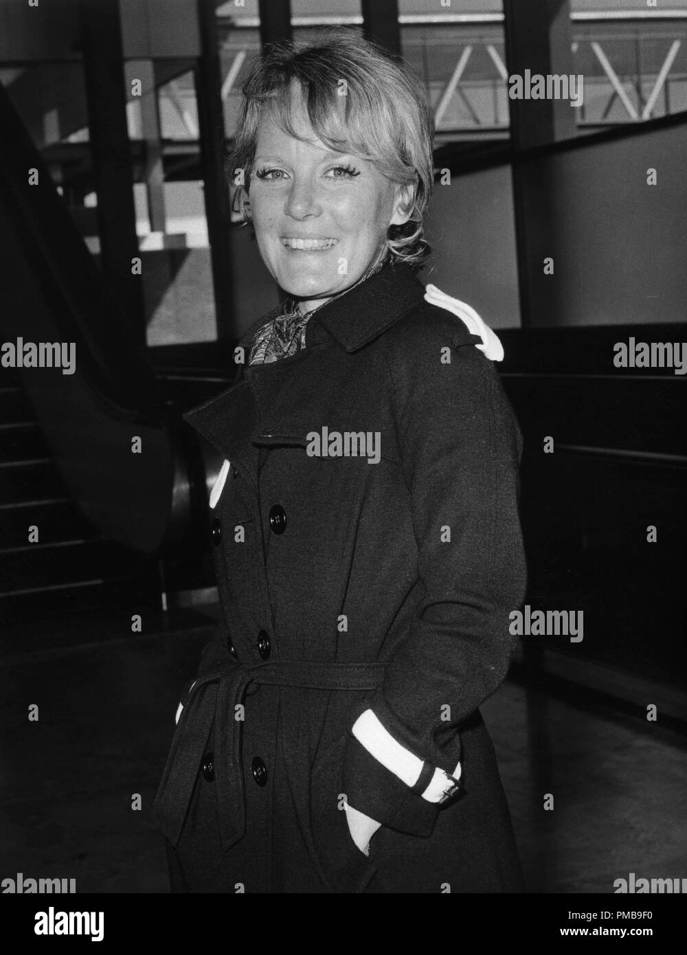 Petula Clark, 1969© JRC /The Hollywood Archive - All Rights Reserved File Reference # 32557_741THA - Stock Image