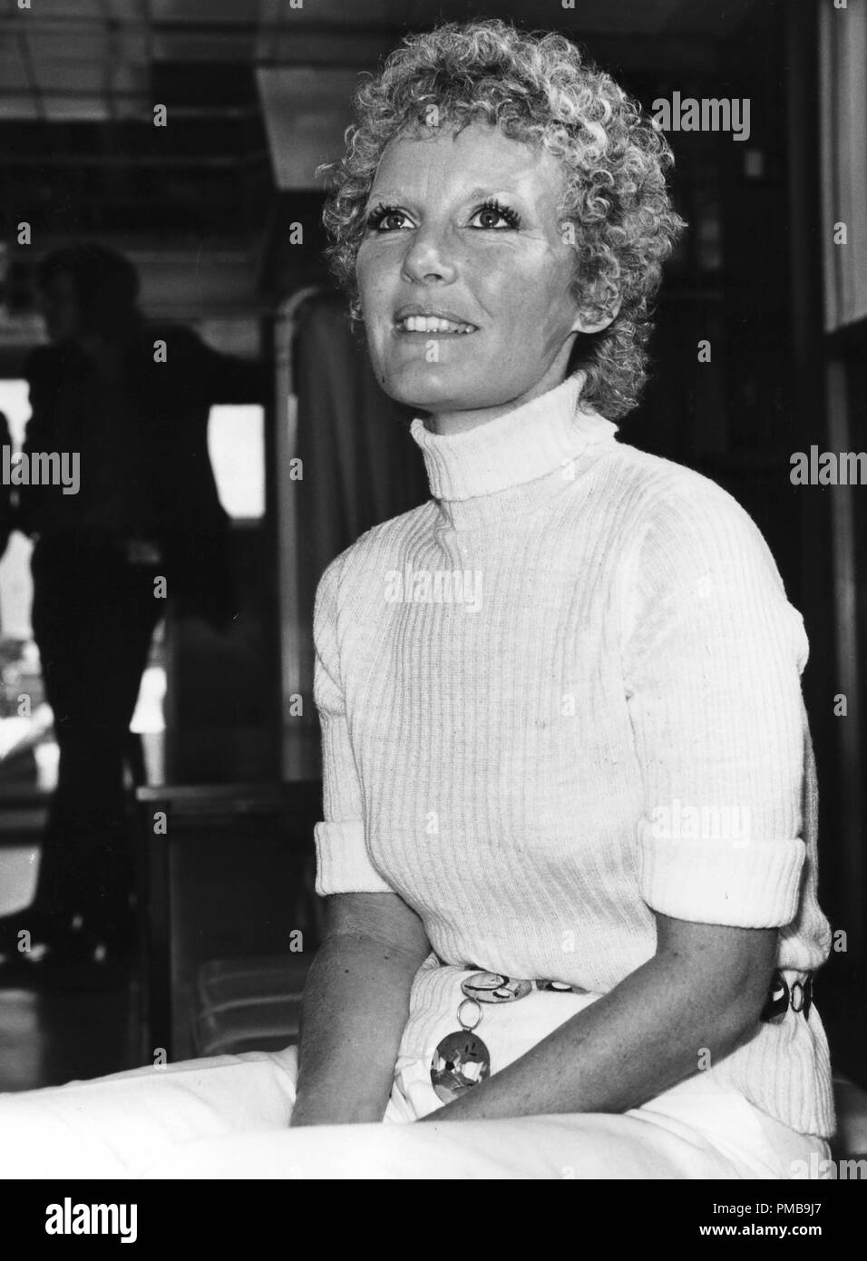 Petula Clark, 1974 © JRC /The Hollywood Archive - All Rights Reserved File Reference # 32557_820THA - Stock Image