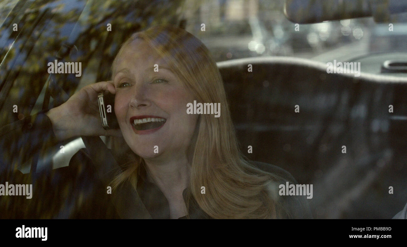 Patricia Clarkson stars as Wendy in Broad Green Pictures upcoming release, LEARNING TO DRIVE. - Stock Image