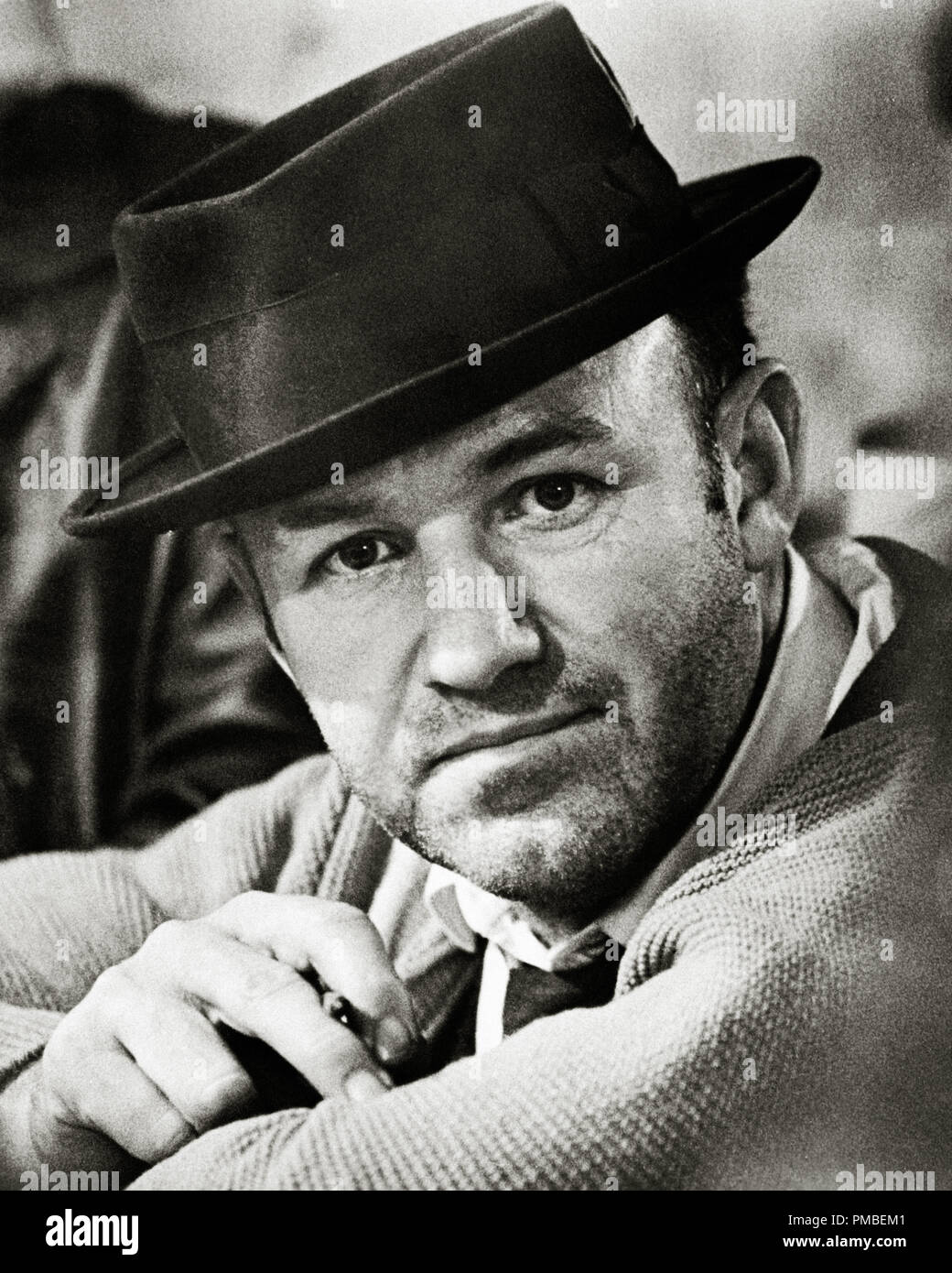 Gene Hackman, 'The French Connection' 1971 20th Century Fox  File Reference # 33371_795THA - Stock Image