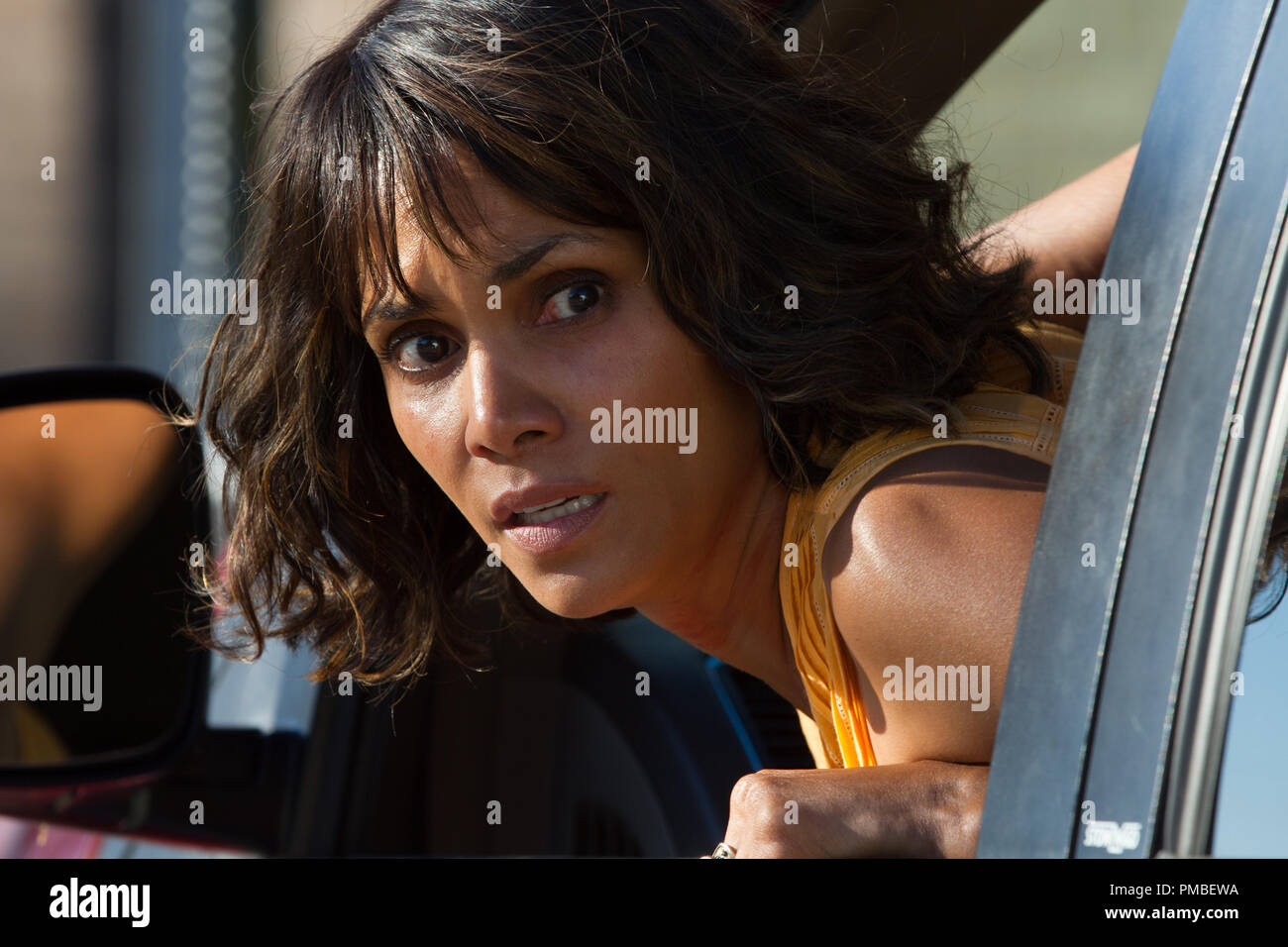 "Halle Berry, ""Kidnap"" (2017) Aviron Pictures Stock Photo"