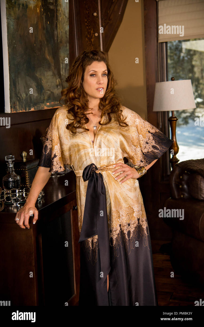 FARGO -- Pictured: Kate Walsh as Gina Hess -- CR. Chris Large/FX - Stock Image