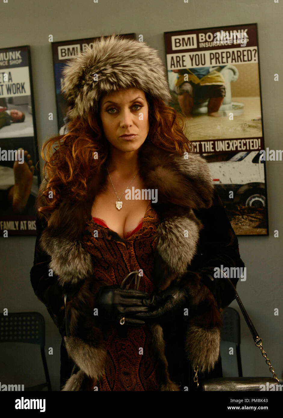 FARGO 'The Heap' -- Episode 108 -- Airs Tuesday, June 3, 10:00 pm e/p) -- Pictured: Kate Walsh as Gina Hess -- CR: Chris Large/FX - Stock Image