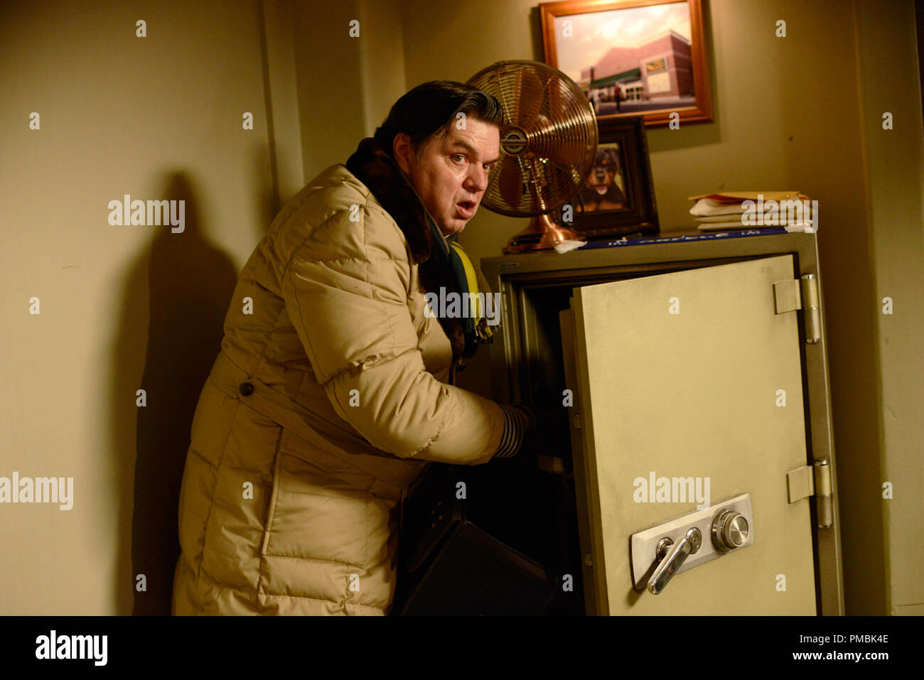 FARGO 'The Six Ungraspables' -- Episode 105 -- Airs Tuesday, May 13, 10:00 pm e/p) -- Pictured: Oliver Platt as Stavros Milos -- CR: Chris Large/FX - Stock Image