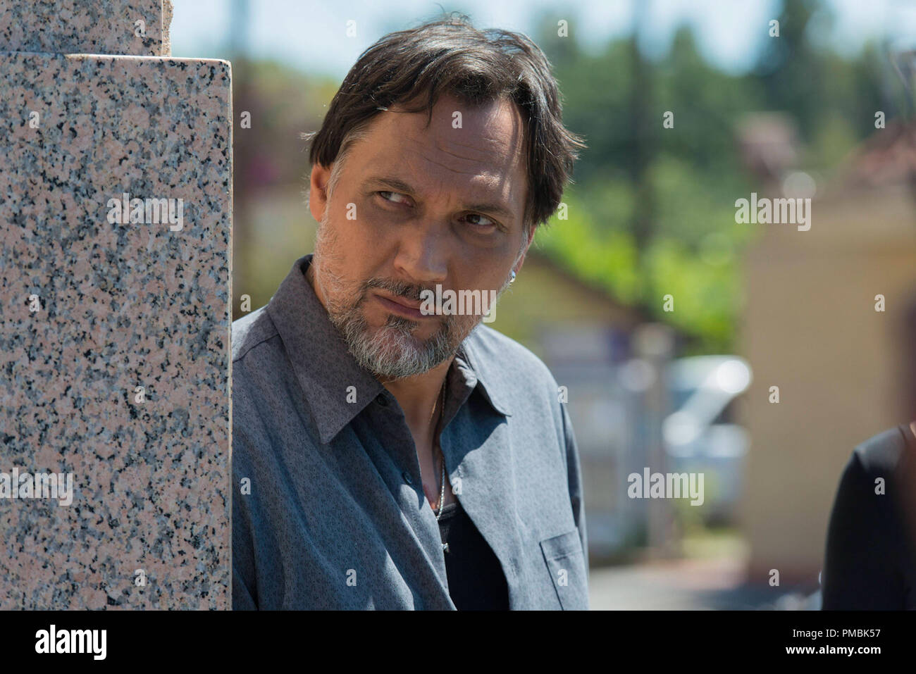 SONS OF ANARCHY Poenitentia -- Episode 603 -- Airs Tuesday, September 24, 10:00 pm e/p) -- Pictured:  Jimmy Smits as Nero Padilla -- CR: Prashant Gupta/FX - Stock Image