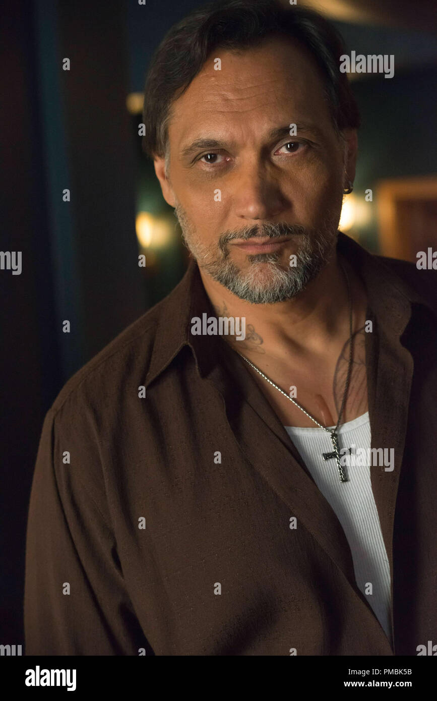 SONS OF ANARCHY The Mad King -- Episode 605 -- Airs Tuesday, October 8, 10:00 pm e/p) -- Pictured:  Jimmy Smits as Nero Padilla -- CR: Prashant Gupta/FX - Stock Image
