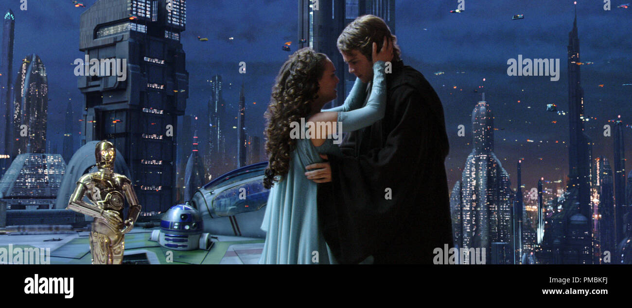 Padme Amidala High Resolution Stock Photography And Images Alamy