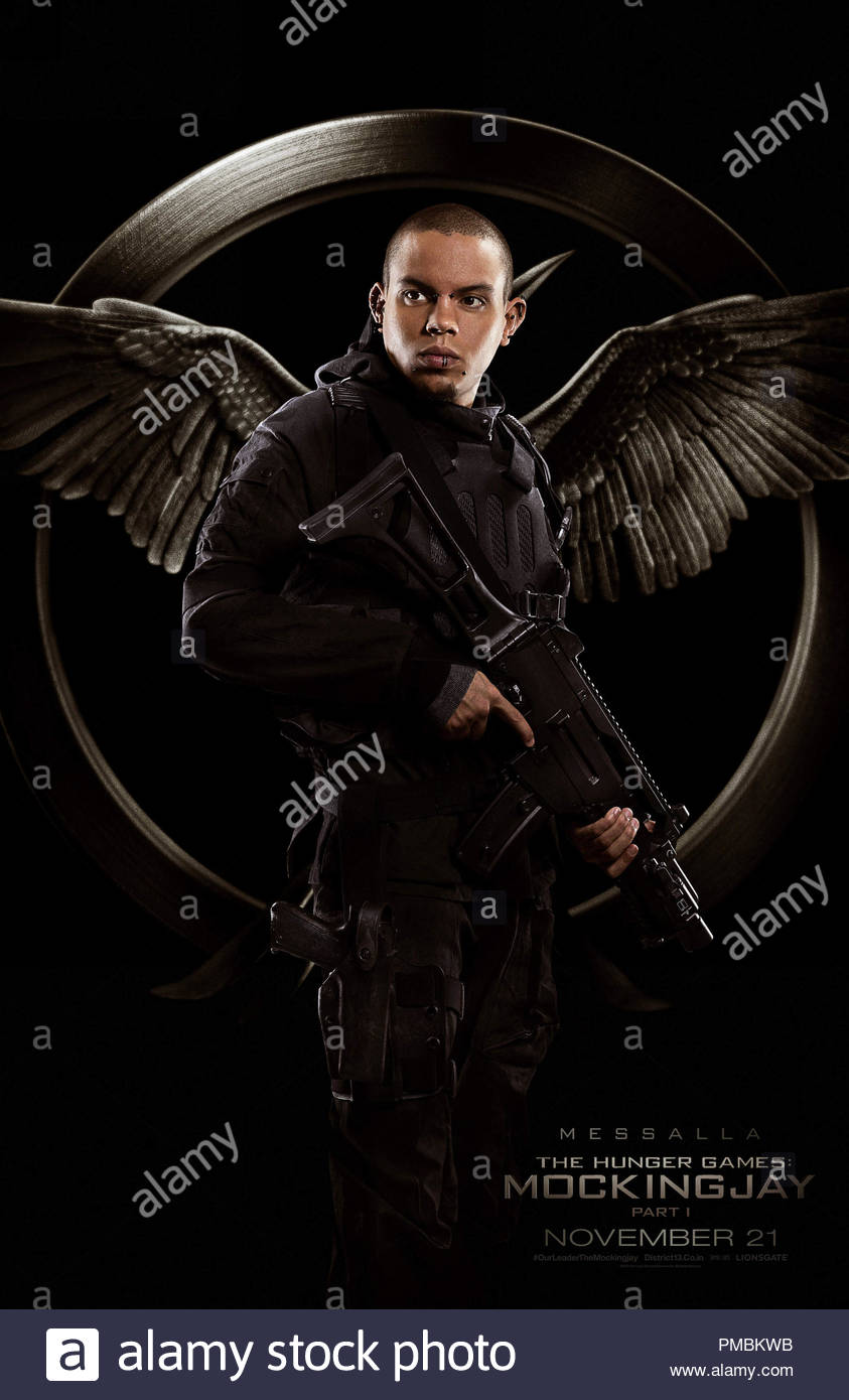 Evan Ross Hunger Games High Resolution Stock Photography And Images Alamy