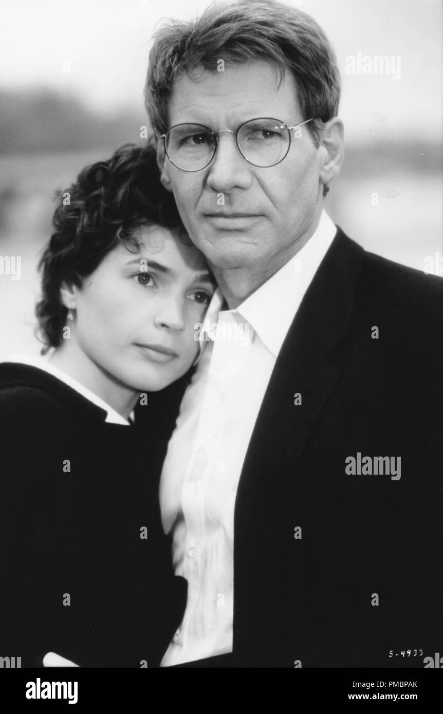 Julia Ormond, Harrison Ford in 'Sabrina', 1995 Paramount Pictures  File Reference # 32603_368THA - Stock Image