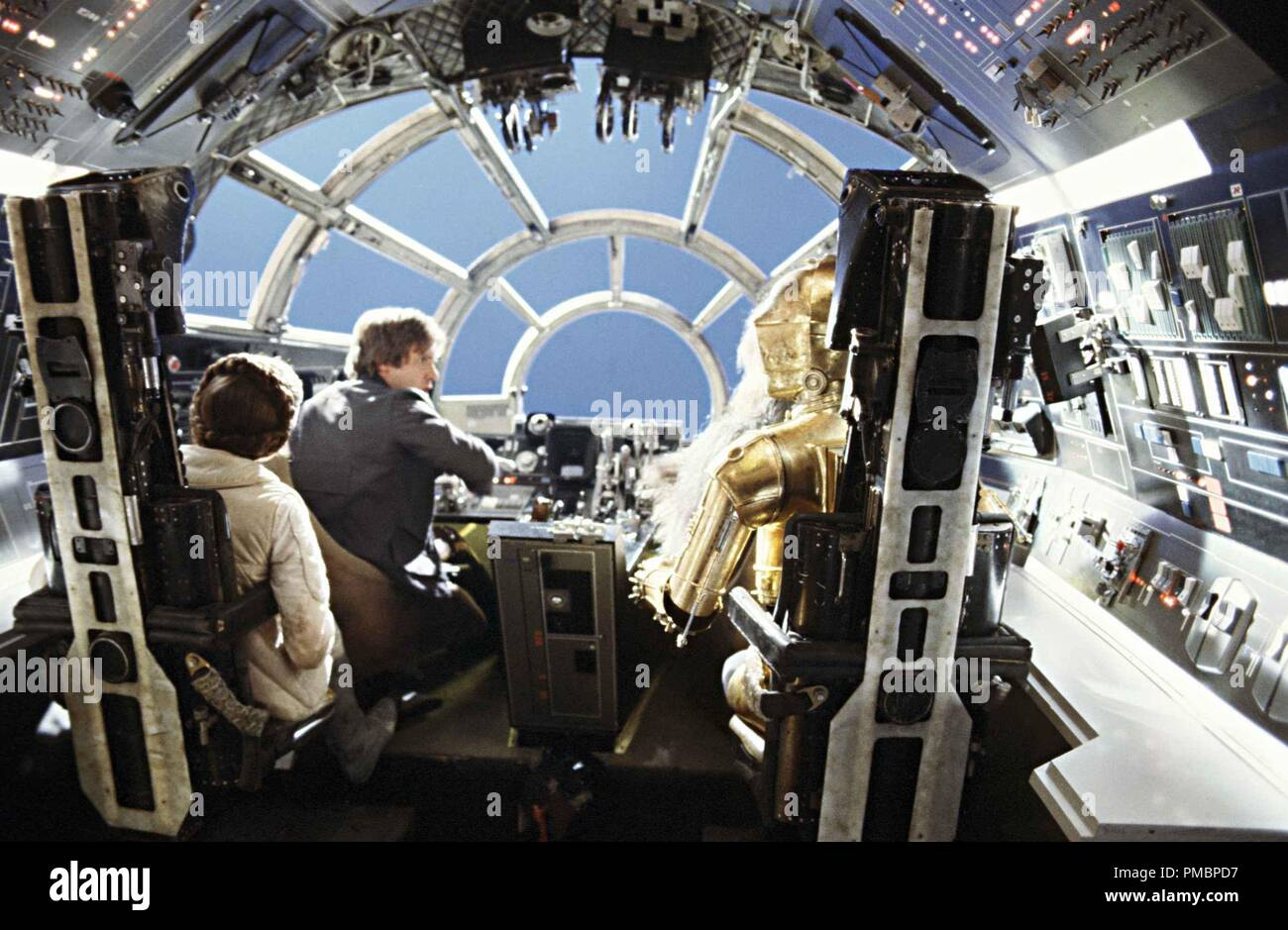 Millennium Falcon High Resolution Stock Photography And Images Alamy