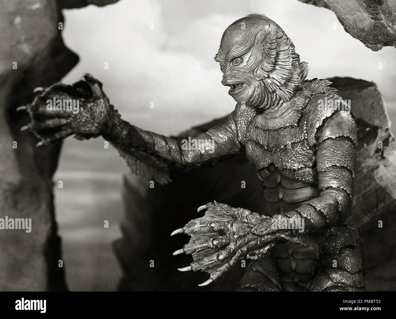 Creature From The Black Lagoon 1954 High Resolution Stock ...