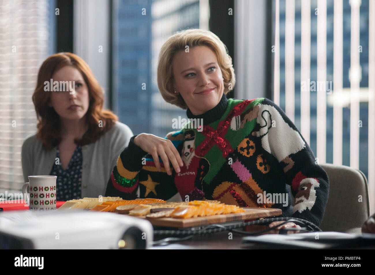 L-R) Vanessa Bayer as Allison and Kate McKinnon as Mary Winetoss in ...