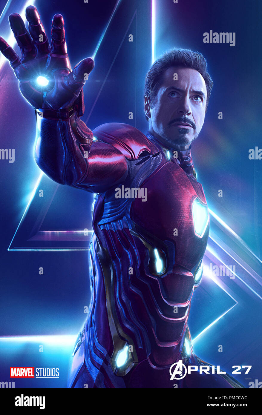 Avengers Infinity War Poster High Resolution Stock Photography And Images Alamy