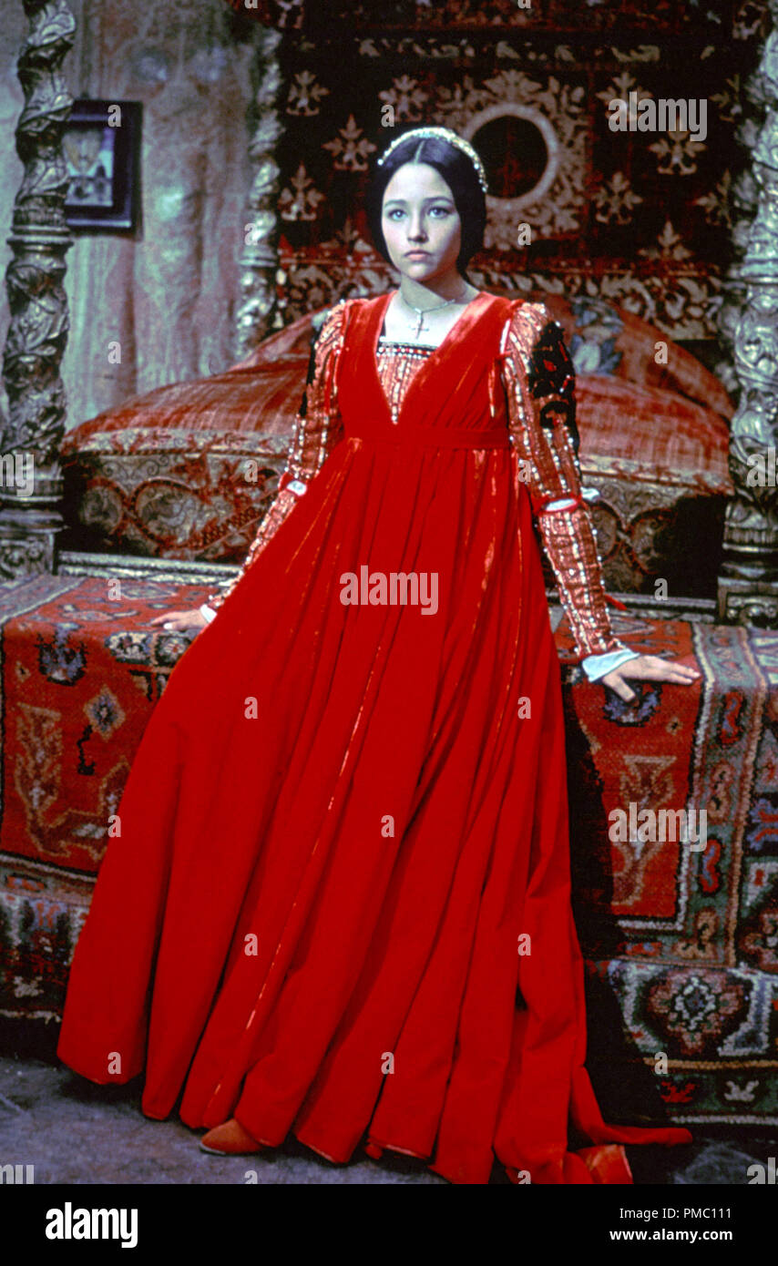 Olivia Hussey In Romeo And Juliet 1968 Paramount File Reference 33595 036tha Stock Photo Alamy