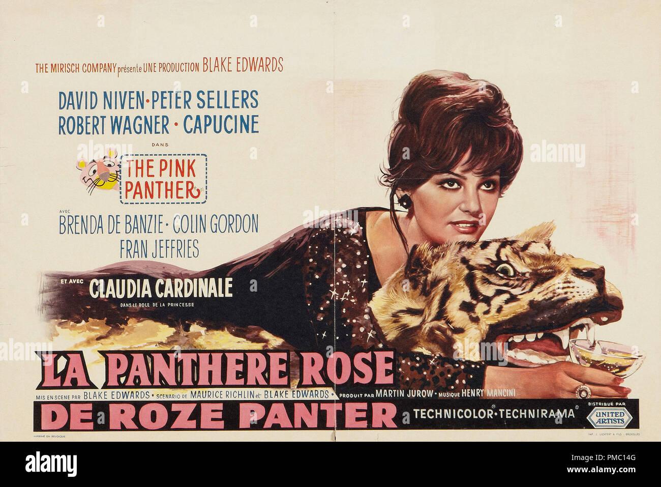 La pantera rosa pelicula 1963 online dating