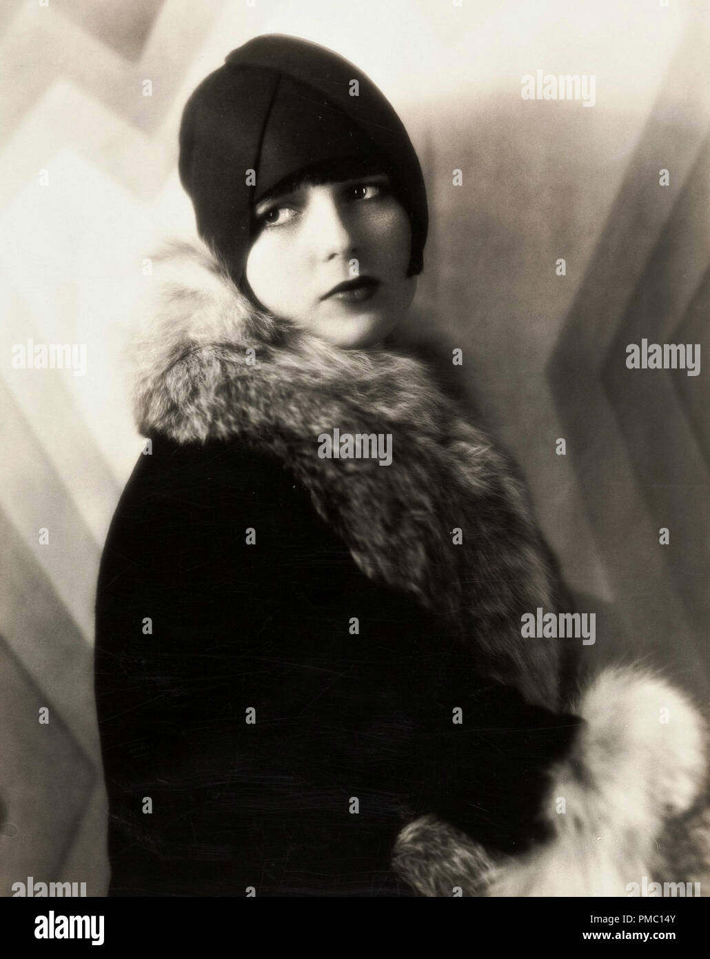 Louise Brooks, circa 1925 Photo by George P. Hommel File Reference #  33595_149THA -