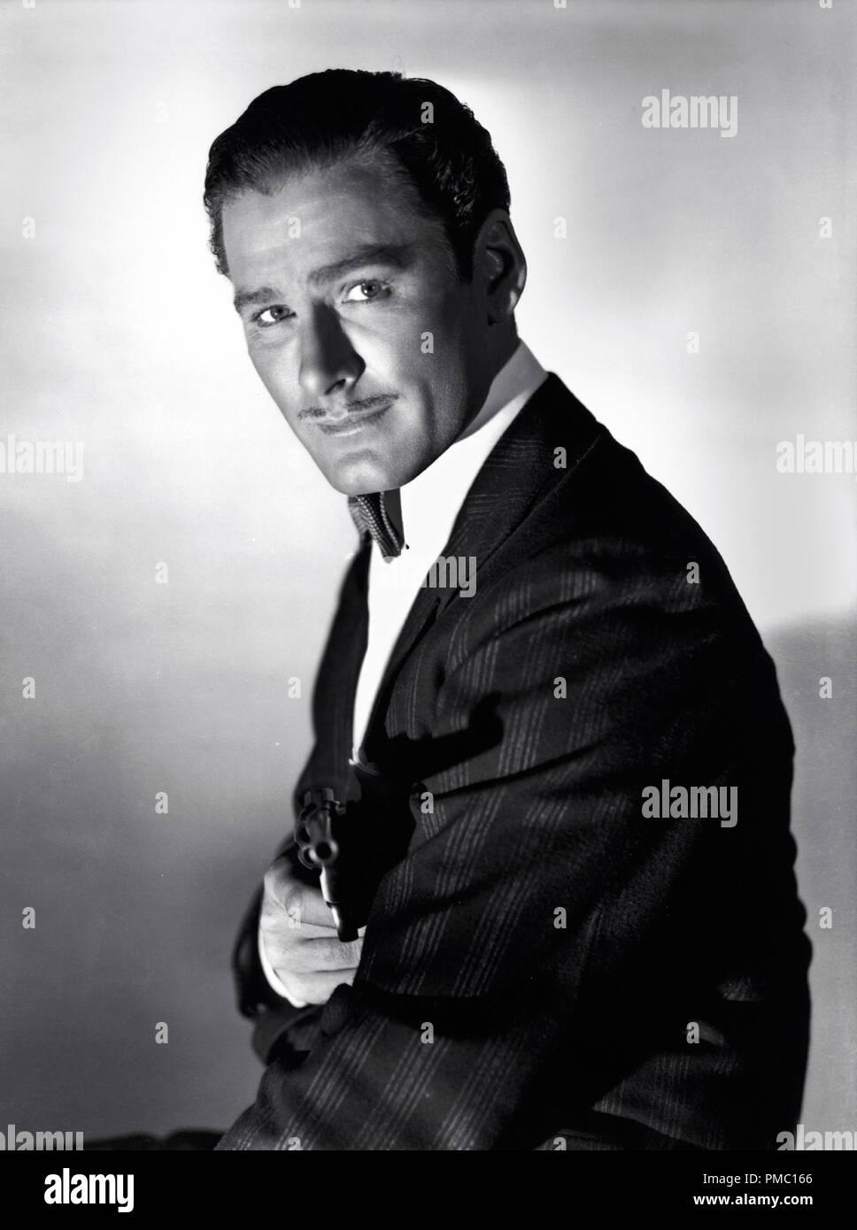 Errol Flynn Year Stock Photos & Errol Flynn Year Stock
