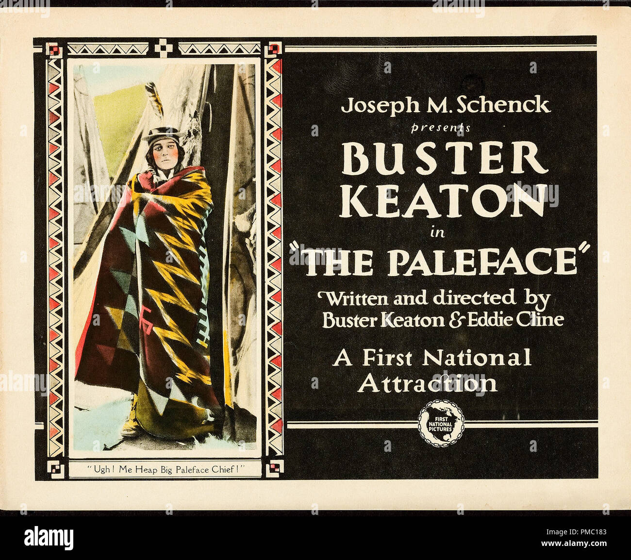 The Paleface Stock Photos & The Paleface Stock Images