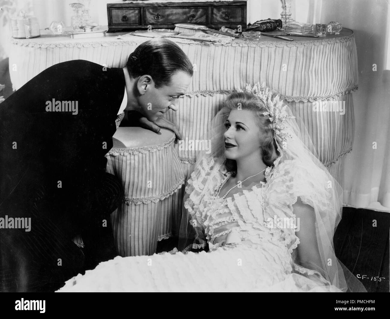 Fred Astaire Ginger Rogers In Carefree Lot Rko 1938 File Reference 33636 488tha Stock Photo Alamy