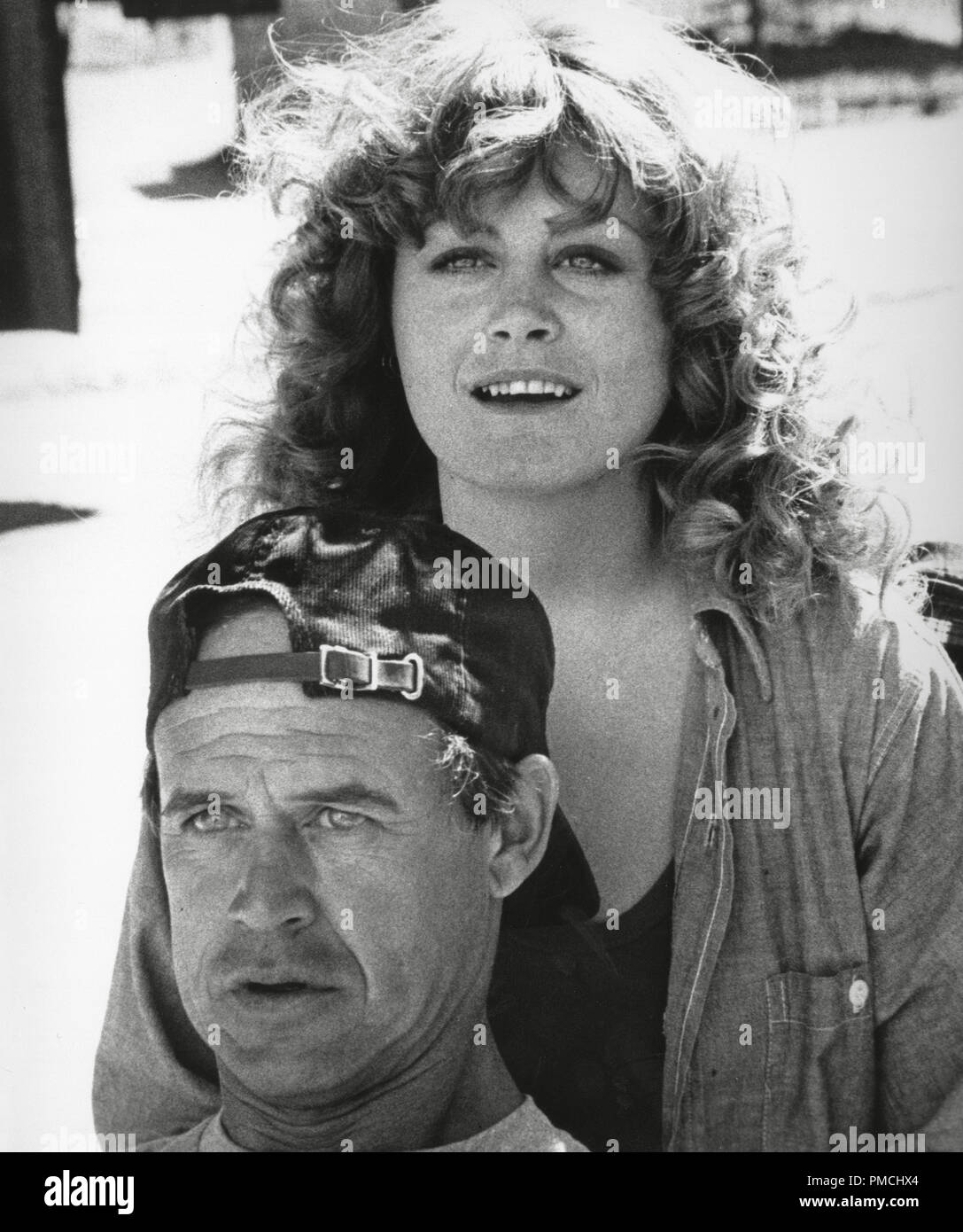 Beverly D'Angelo, Geoffrey Lewis,  'Every Which Way But Loose' (1978) Warner Bros.   File Reference # 33650_043THA  For Editorial Use Only -  All Rights Reserved - Stock Image