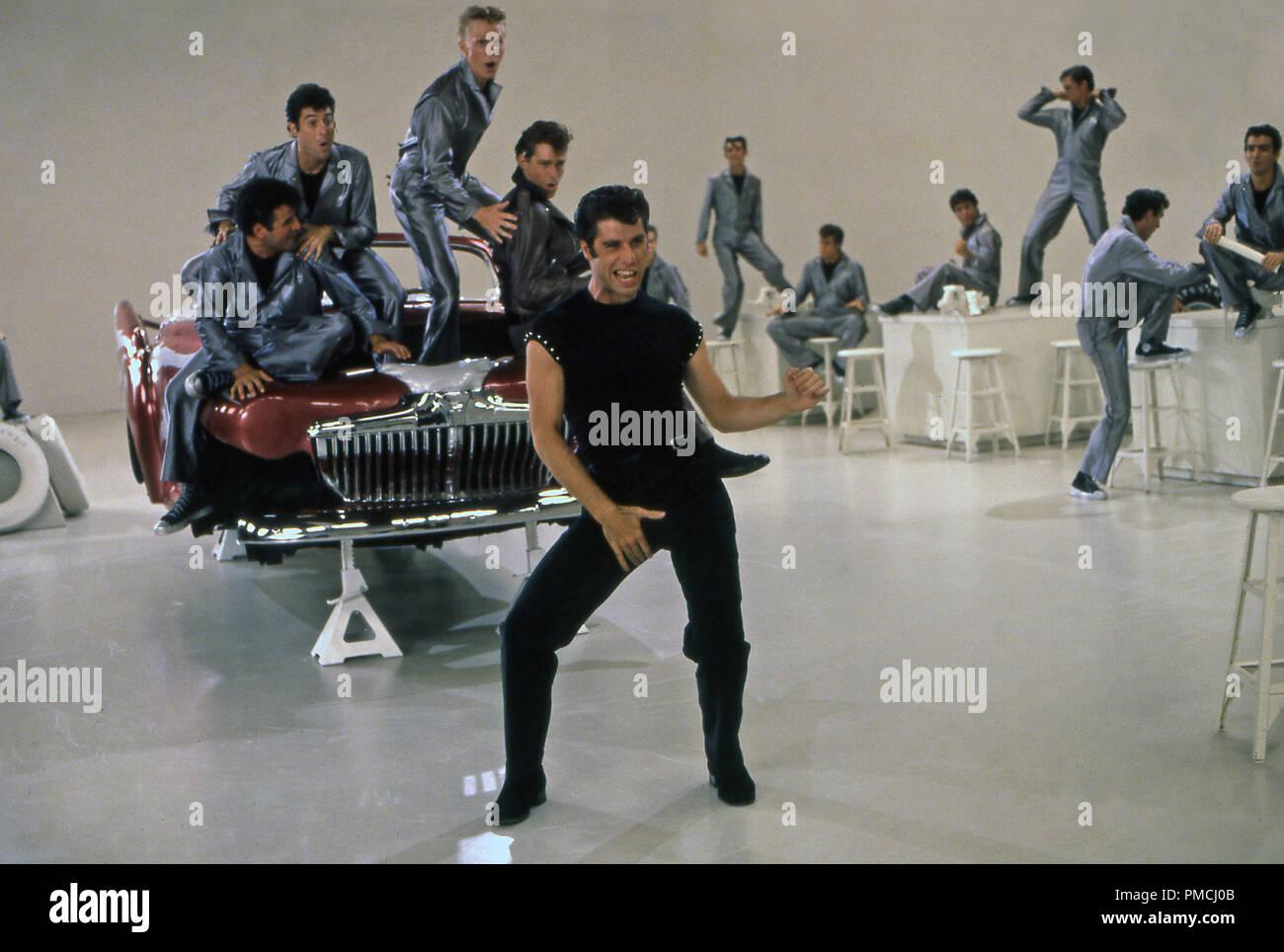 John travolta grease pictures