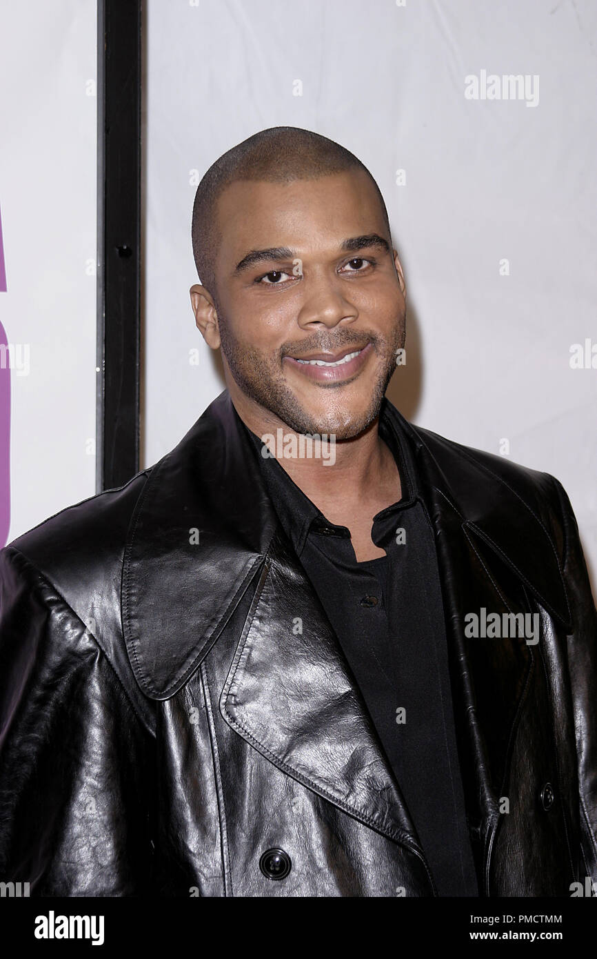 'Diary of a Mad Black Woman' (Premiere) Tyler Perry 2-21-2005 Photo by Joseph Martinez / PictureLux   File Reference # 22248_0064PLX  For Editorial Use Only -  All Rights Reserved - Stock Image