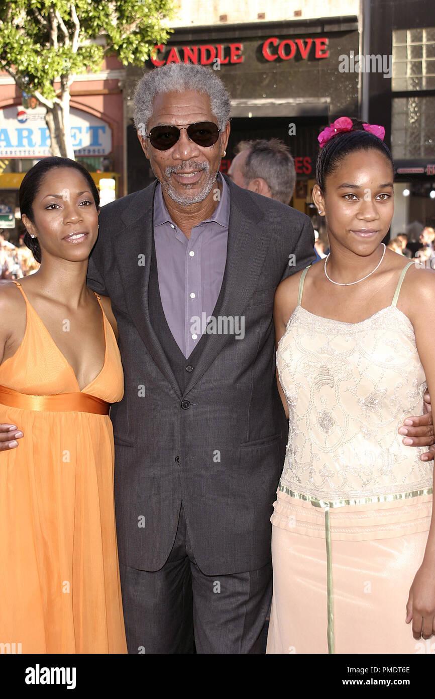 Dating granddaughter his morgan 💌 freeman Did Morgan