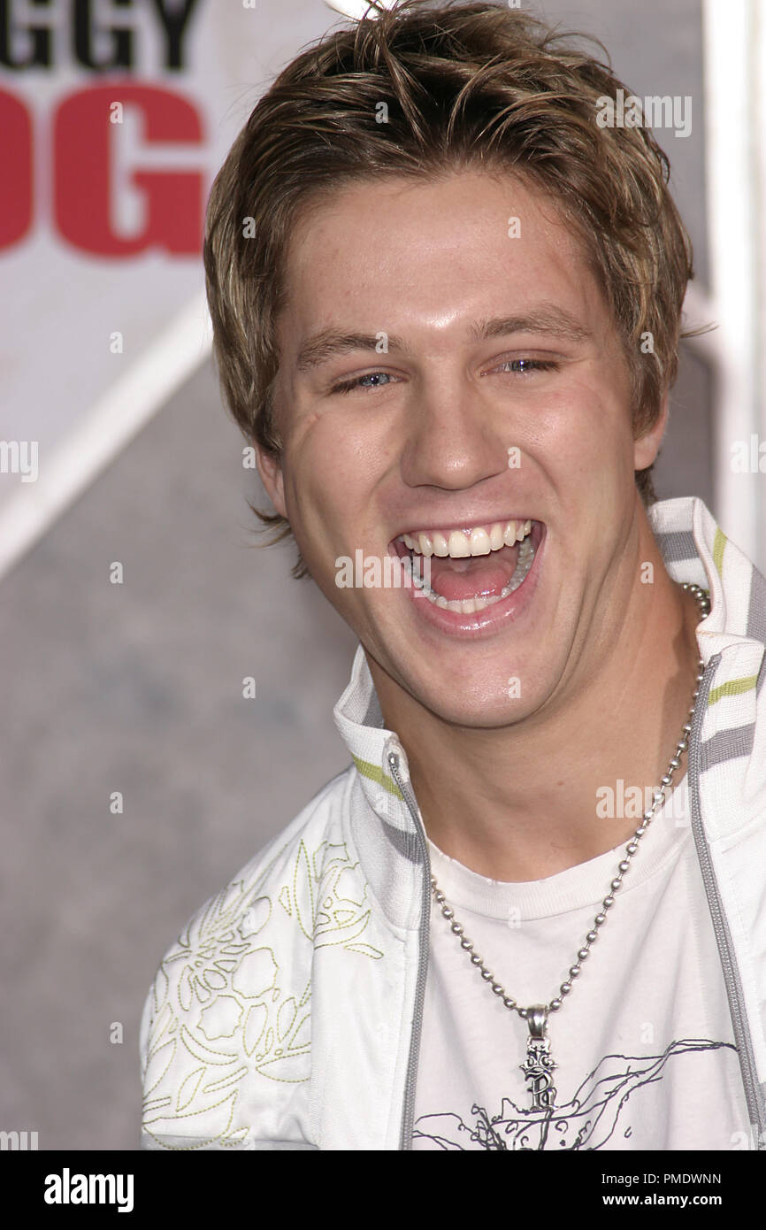 'The Shaggy Dog' (Premiere) Ross Thomas 03-07-2006 / El Capitan Theater / Hollywood, CA / Walt Disney Pictures / Photo by Joseph Martinez - All Rights Reserved  File Reference # 22702_0004PLX  For Editorial Use Only - - Stock Image