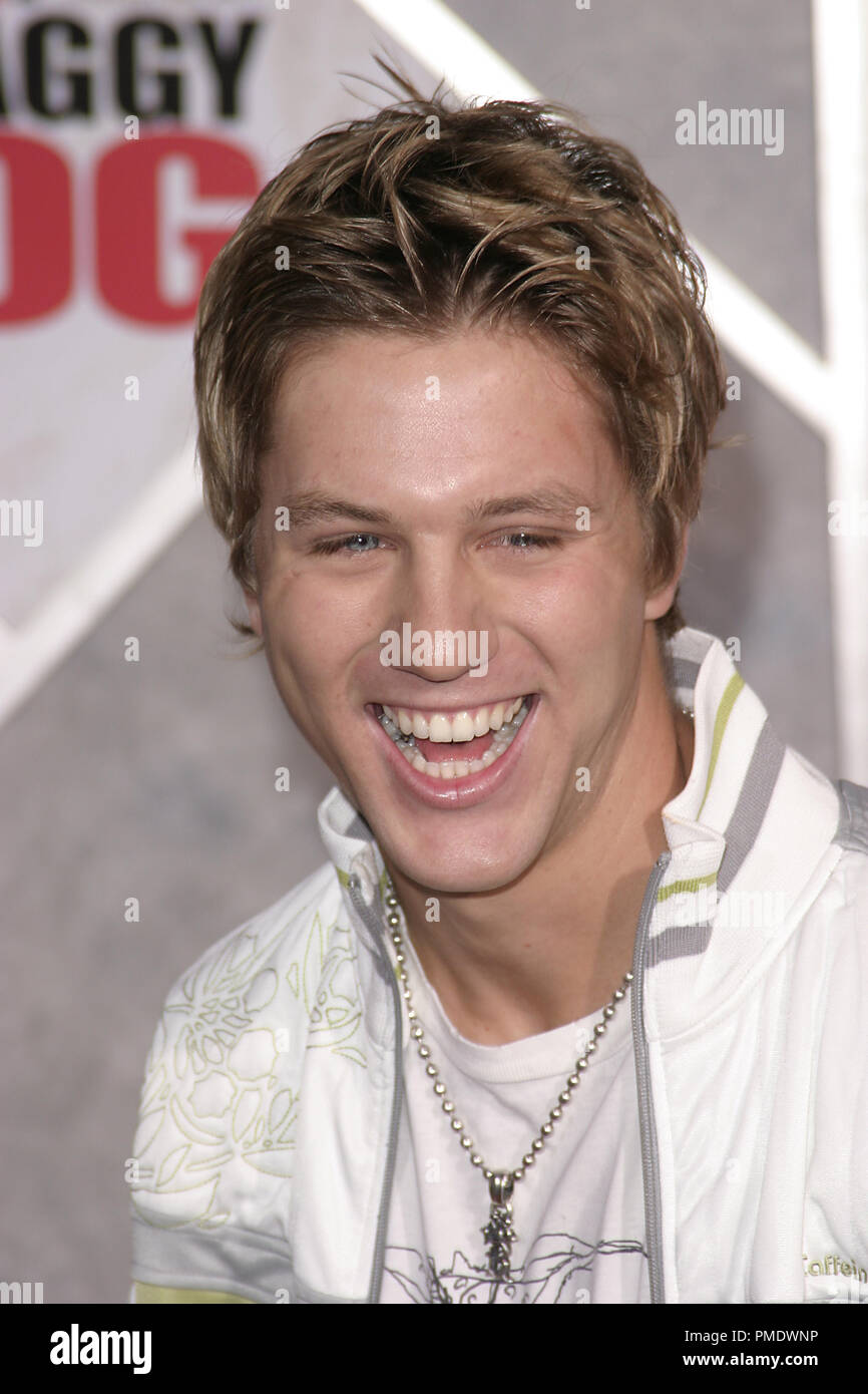The Shaggy Dog (Premiere) Ross Thomas 03-07-2006 / El Capitan Theater / Hollywood, CA / Walt Disney Pictures / Photo by Joseph Martinez - All Rights Reserved  File Reference # 22702_0005PLX  For Editorial Use Only - - Stock Image