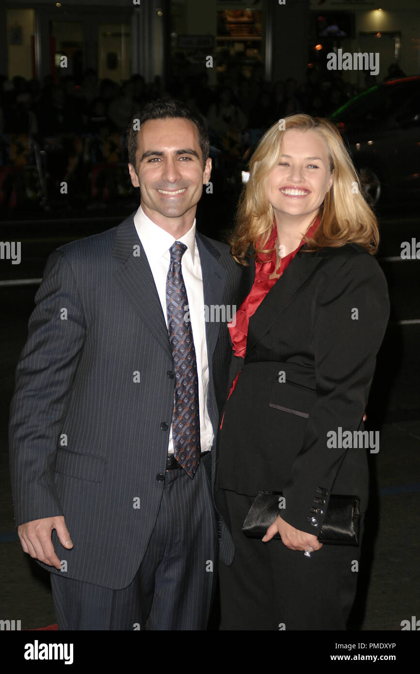 'Smokin' Aces' (Premiere) Nestor Carbonell, Shannon Kenny 1-18-2007 / Grauman's Chinese Theater / Hollywood, CA / Universal Pictures / Photo by Joseph Martinez - All Rights Reserved  File Reference # 22905_0006PLX  For Editorial Use Only - - Stock Image