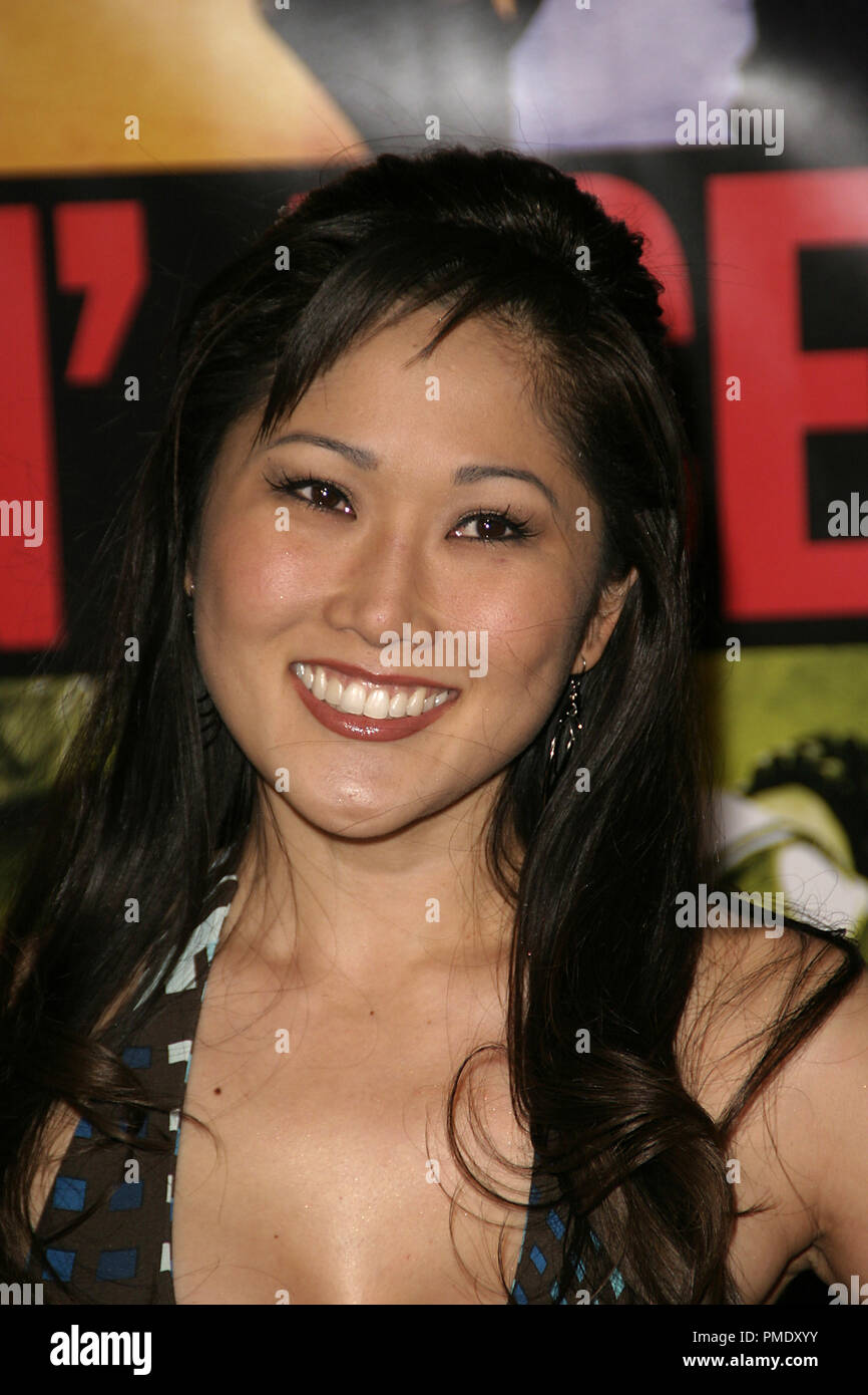 Smokin' Aces (Premiere) Cathy Shim  1-18-2007 / Grauman's Chinese Theater / Hollywood, CA / Universal Pictures / Photo by Joseph Martinez - All Rights Reserved  File Reference # 22905_0011PLX  For Editorial Use Only - - Stock Image