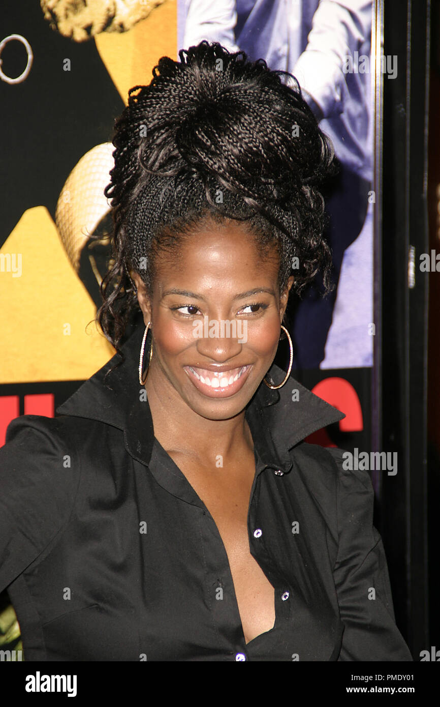 'Smokin' Aces' (Premiere) Shondrella Avery 1-18-2007 / Grauman's Chinese Theater / Hollywood, CA / Universal Pictures / Photo by Joseph Martinez - All Rights Reserved  File Reference # 22905_0013PLX  For Editorial Use Only - - Stock Image