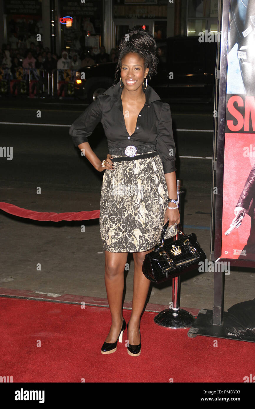 Smokin' Aces (Premiere) Shondrella Avery 1-18-2007 / Grauman's Chinese Theater / Hollywood, CA / Universal Pictures / Photo by Joseph Martinez - All Rights Reserved  File Reference # 22905_0015PLX  For Editorial Use Only - - Stock Image