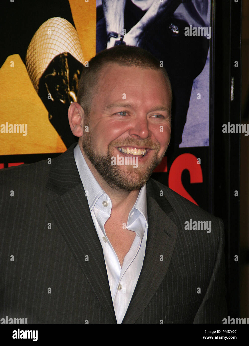 'Smokin' Aces' (Premiere) Joe Carnahan 1-18-2007 / Grauman's Chinese Theater / Hollywood, CA / Universal Pictures / Photo by Joseph Martinez - All Rights Reserved  File Reference # 22905_0019PLX  For Editorial Use Only - - Stock Image