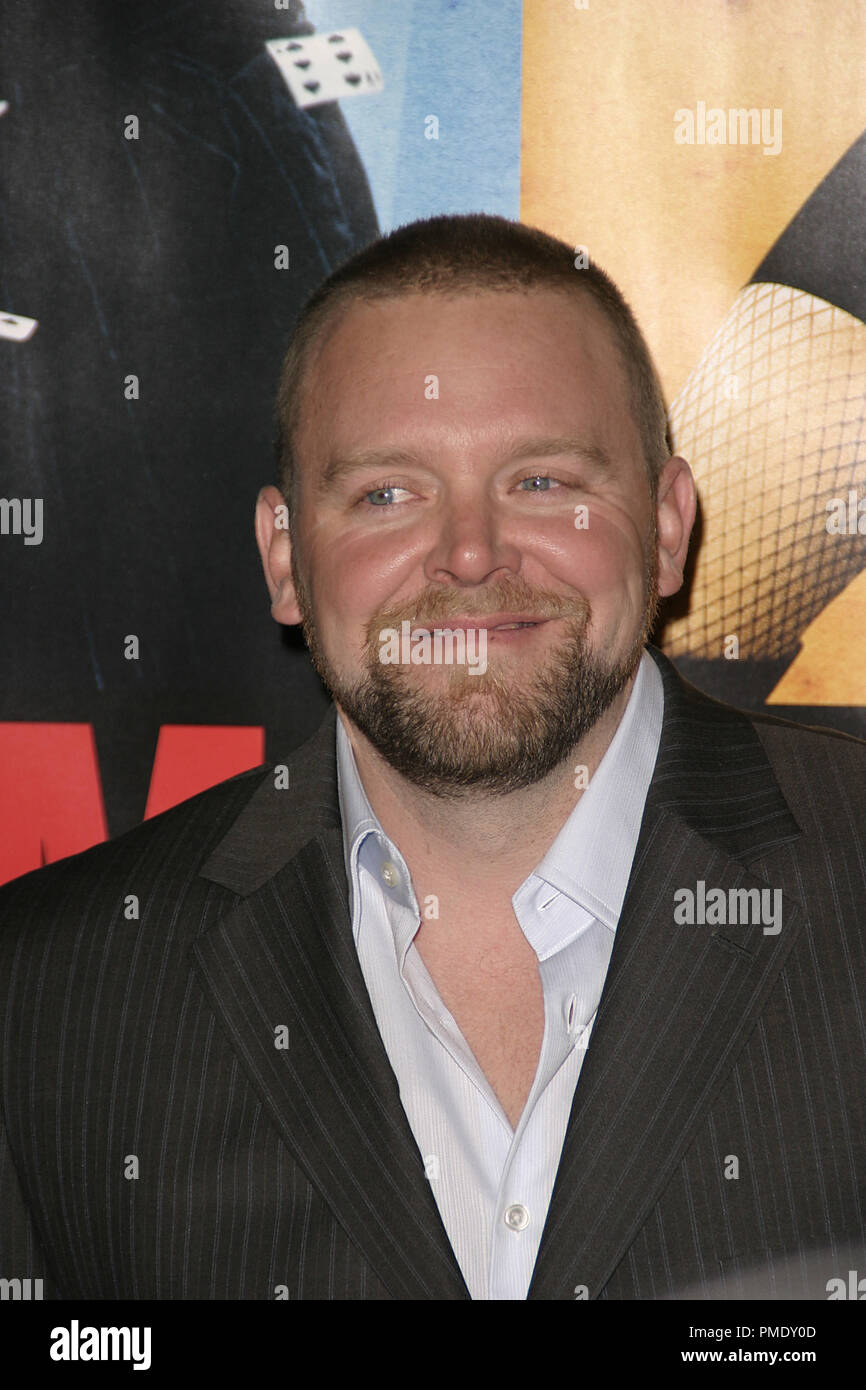 Smokin' Aces (Premiere) Joe Carnahan 1-18-2007 / Grauman's Chinese Theater / Hollywood, CA / Universal Pictures / Photo by Joseph Martinez - All Rights Reserved  File Reference # 22905_0020PLX  For Editorial Use Only - - Stock Image