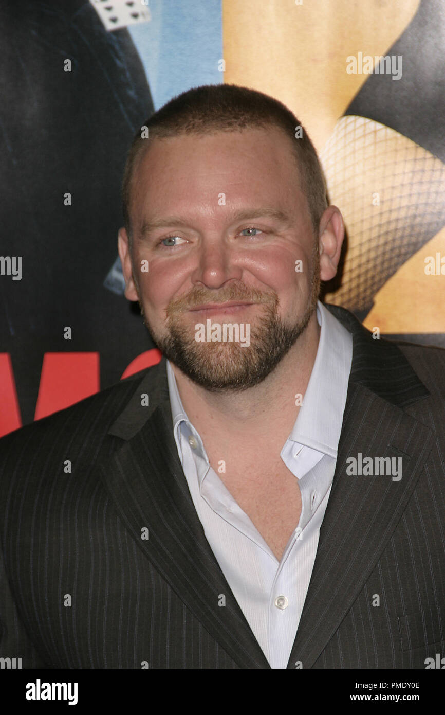 'Smokin' Aces' (Premiere) Joe Carnahan 1-18-2007 / Grauman's Chinese Theater / Hollywood, CA / Universal Pictures / Photo by Joseph Martinez - All Rights Reserved  File Reference # 22905_0021PLX  For Editorial Use Only - - Stock Image