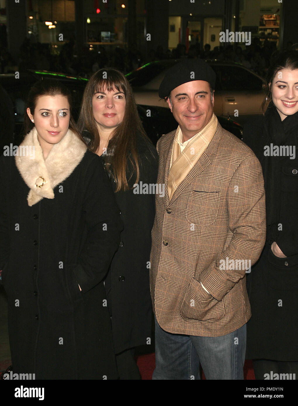 'Smokin' Aces' (Premiere) Andy Garcia 1-18-2007 / Grauman's Chinese Theater / Hollywood, CA / Universal Pictures / Photo by Joseph Martinez - All Rights Reserved  File Reference # 22905_0047PLX  For Editorial Use Only - - Stock Image