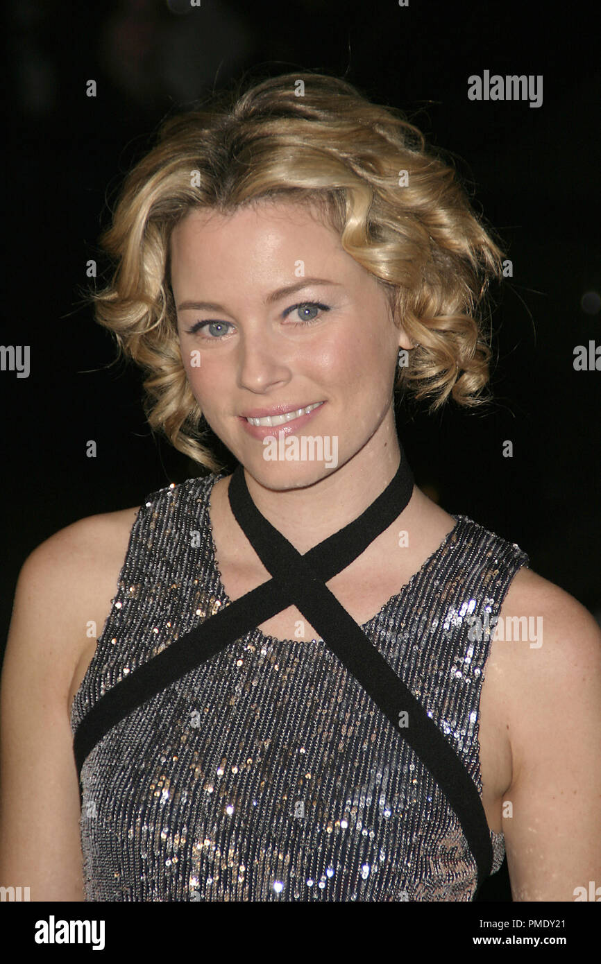 'Smokin' Aces' (Premiere) Elizabeth Banks 1-18-2007 / Grauman's Chinese Theater / Hollywood, CA / Universal Pictures / Photo by Joseph Martinez - All Rights Reserved  File Reference # 22905_0054PLX  For Editorial Use Only - - Stock Image