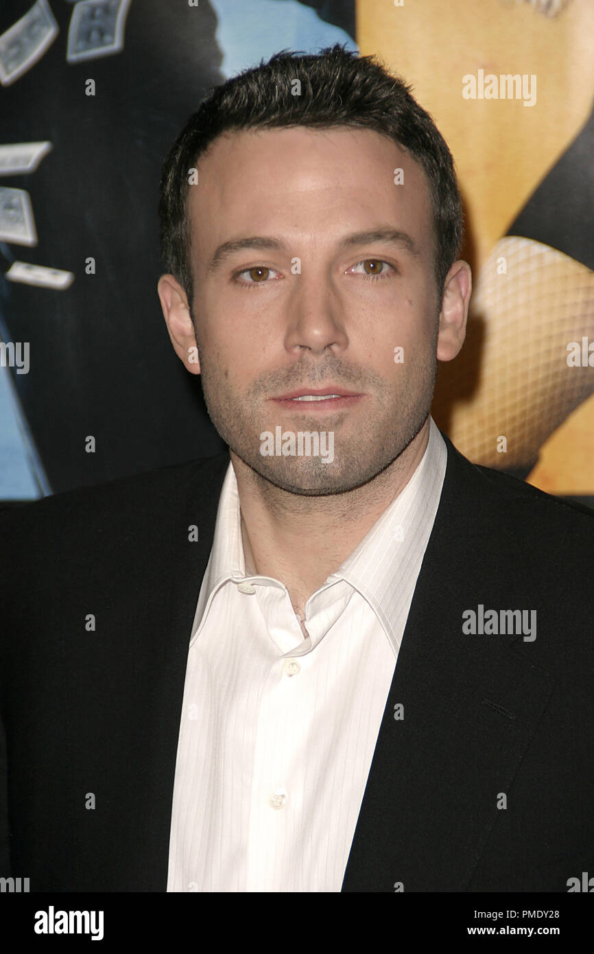'Smokin' Aces' (Premiere) Ben Affleck 1-18-2007 / Grauman's Chinese Theater / Hollywood, CA / Universal Pictures / Photo by Joseph Martinez - All Rights Reserved  File Reference # 22905_0060PLX  For Editorial Use Only - - Stock Image