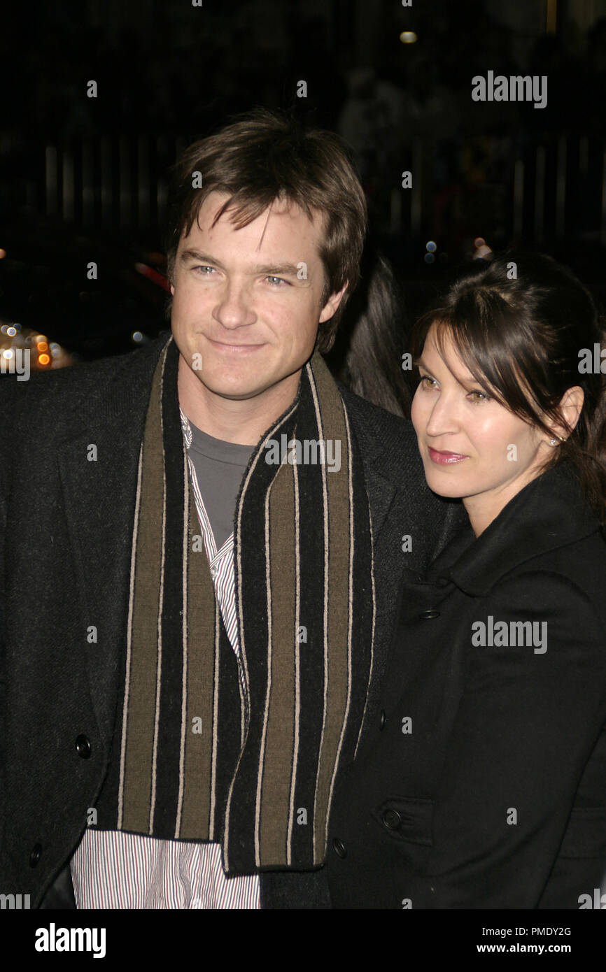 'Smokin' Aces' (Premiere) Jason Bateman, Amanda Anka 1-18-2007 / Grauman's Chinese Theater / Hollywood, CA / Universal Pictures / Photo by Joseph Martinez - All Rights Reserved  File Reference # 22905_0065PLX  For Editorial Use Only - - Stock Image
