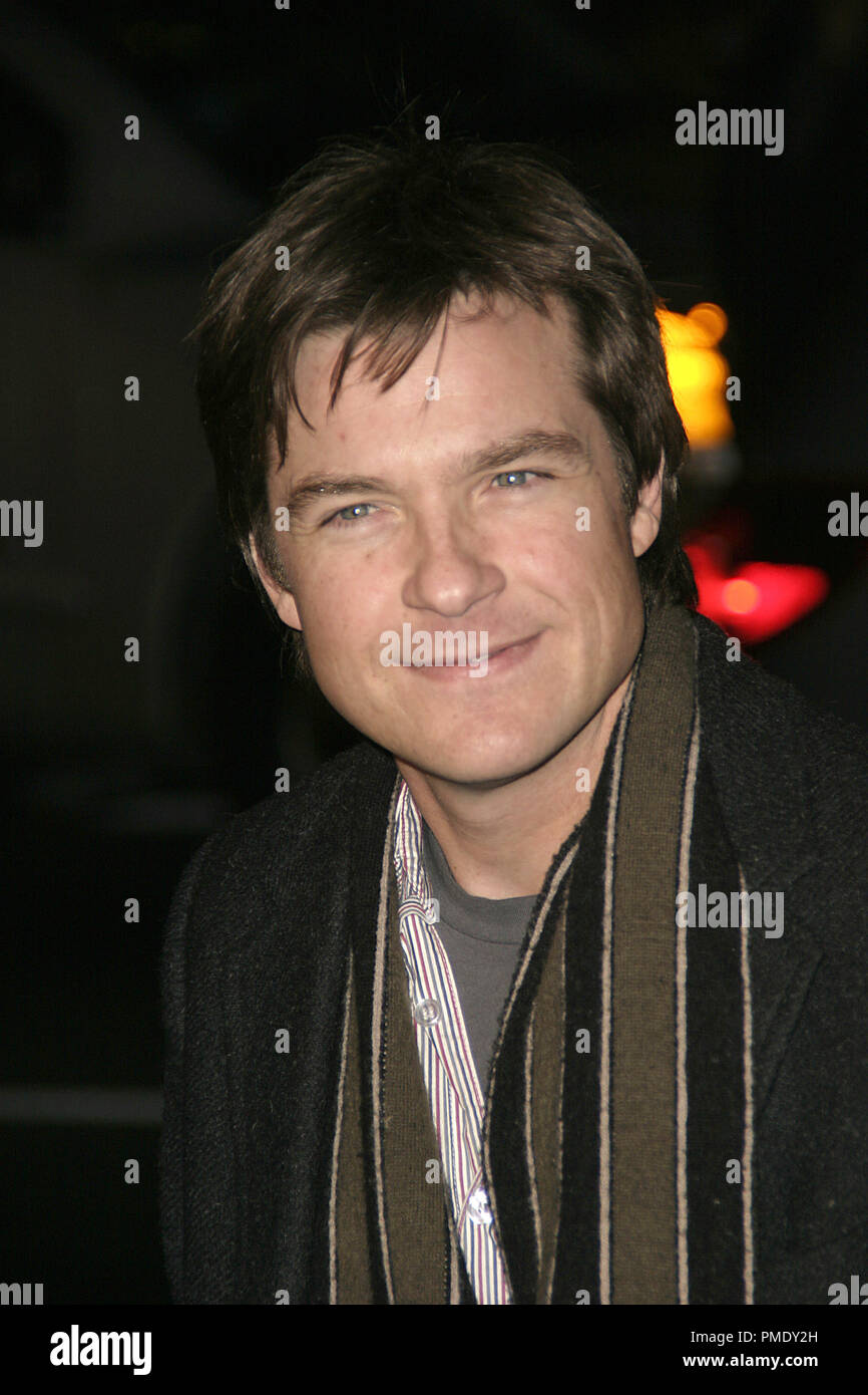 'Smokin' Aces' (Premiere) Jason Bateman 1-18-2007 / Grauman's Chinese Theater / Hollywood, CA / Universal Pictures / Photo by Joseph Martinez - All Rights Reserved  File Reference # 22905_0066PLX  For Editorial Use Only - - Stock Image